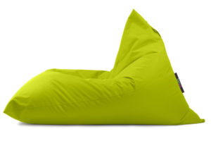 Sedací-vak-Lazy-poly-žltý-neon
