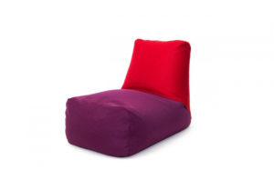 Sedací-vak-El-sat-fialovo-červený